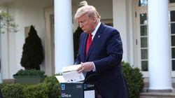 Le test Covid-19 promu et utilisé par Trump produirait jusqu'à 48% de faux