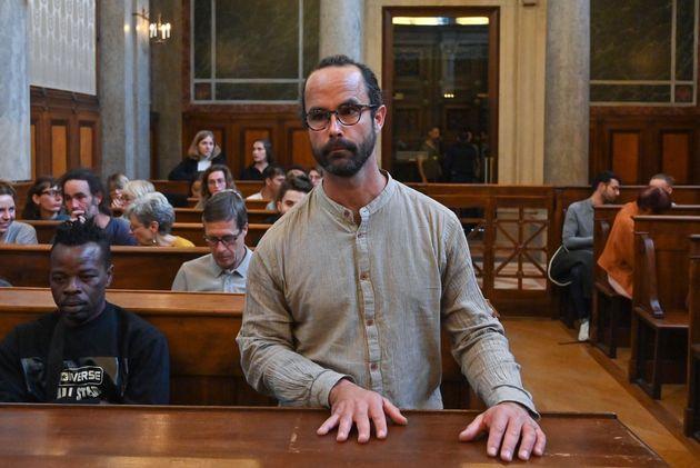 Cédric Herrou, symbole de l'aide aux migrants, relaxé par la cour d'appel de Lyon (photo