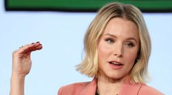 Kristen Bell Gets Hands-On To Tackle Double Standards In