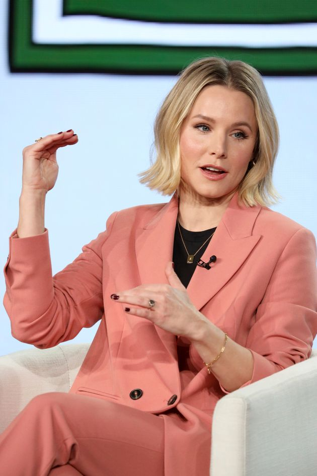 Kristen Bell Lets Her Kids Drink Non-Alcoholic Beer: 'I'm Going To Get A Lot Of Flak'