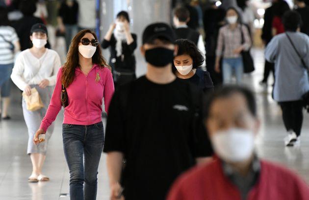 국내 신종 코로나 신규확진자가 29명 증가했다 (5월 14일 0시 기준)