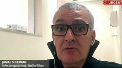 'Negacionistas me xingam de filho da p* para baixo', diz infectologista do Emílio