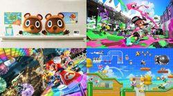 任天堂、バーチャル背景向け壁紙を大量公開 「あつ森」「スプラトゥーン2」などの人気ゲームソフト