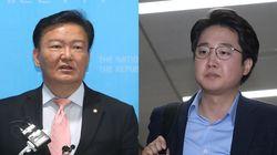 이준석이 민경욱의 '부정선거' 주장을 반박하며 한