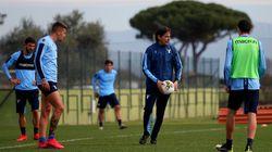 La Lazio viola le regole facendo una partitella 3 contro 3 durante gli