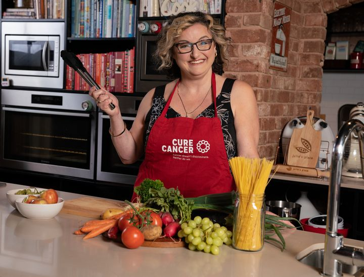 Former 'MasterChef Australia' winner Julie Goodwin