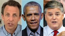 Seth Meyers Offers Scathing Theory About Fox News' Obsession With Obama