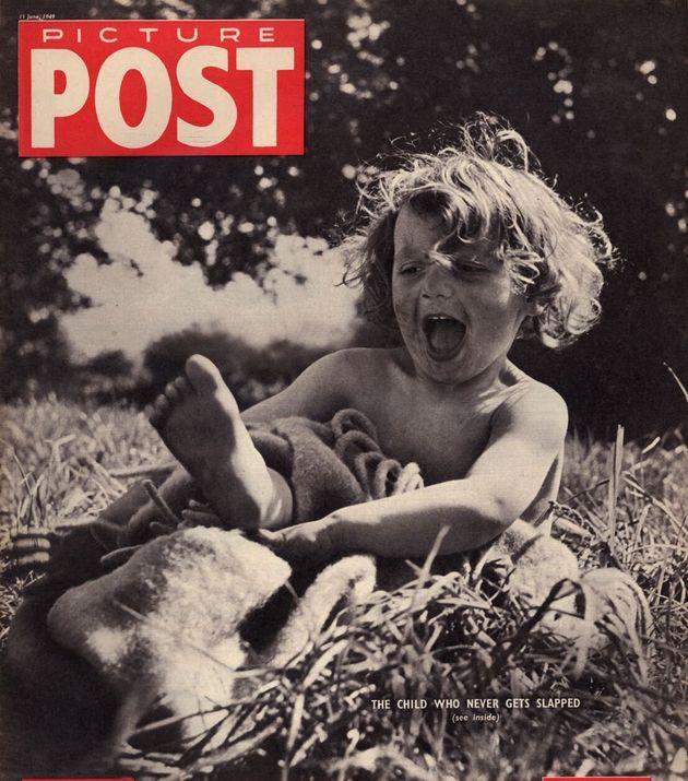 11 Ιουνίου 1949: Στη φωτογραφία...