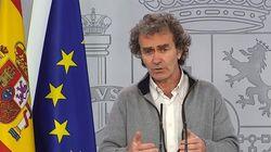 Fernando Simón se pronuncia sobre si las manifestaciones pueden ser origen de