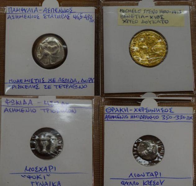 Έφοδος ΕΛ.ΑΣ. σε σπίτι στον Άλιμο: Βρέθηκε αρχαιολογικός