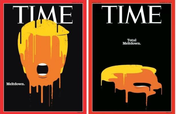 Time Magazine Torches Donald Trump's Coronavirus Blunders With Cutting New