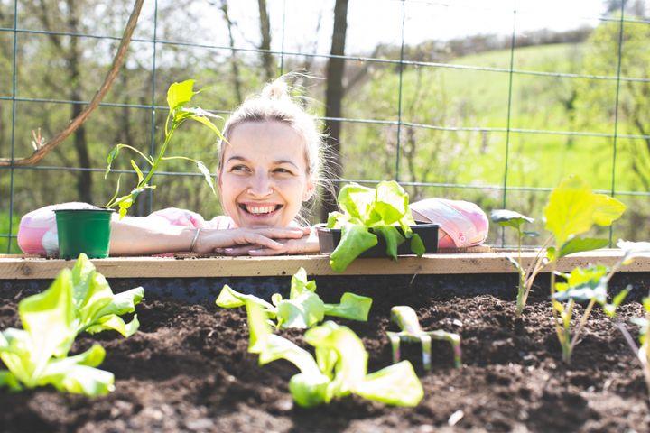 Το επίπεδο συναισθηματικής ευεξίας ή ευτυχίας που συνδέεται με την κηπουρική ήταν παρόμοιο με αυτό που βιώνουν τα άτομα όταν κάνουν ποδήλατο.