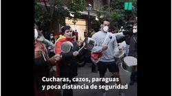 Jordi Cruz consigue el éxito en Twitter con un escueto mensaje tras las protestas contra el