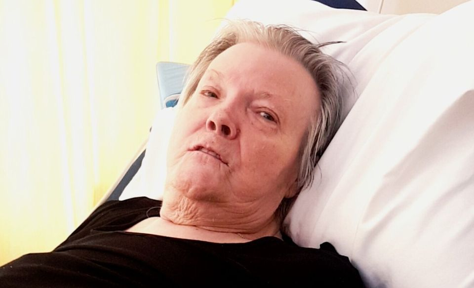 Shirley Egerbeen, 74, died on April 22, 2020 after being diagnosed with COVID-19 at Forest Heights Long Term Care in Kitchener, Ont.