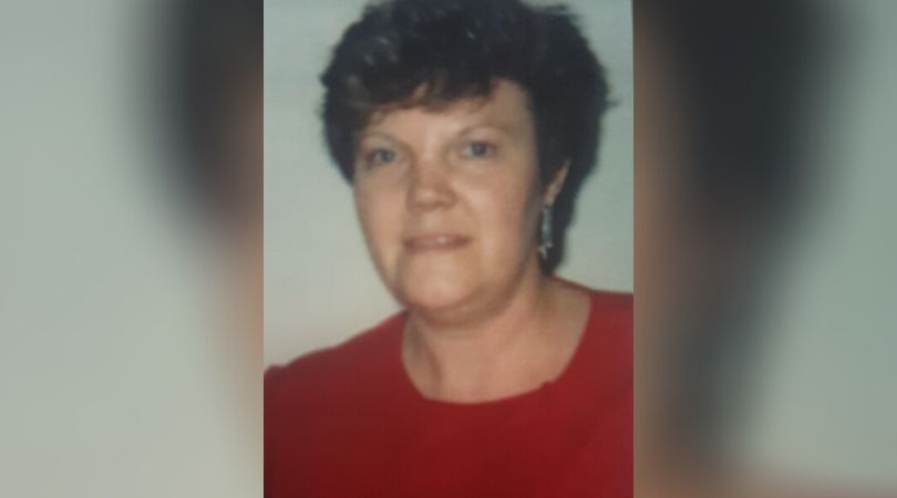 Tracy Rowley said this photo shows Shirley Egerbeen
