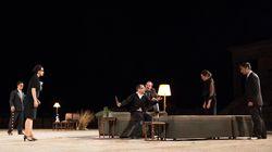 «Ορέστεια» σε σκηνοθεσία Χουβαρδά με Μαρκουλάκη - Καραμπέτη online από το Φεστιβάλ