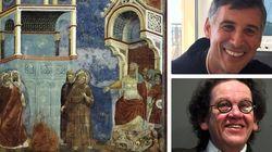 San Francesco e il Sultano, confronto fra Padre Enzo Fortunato e Philippe