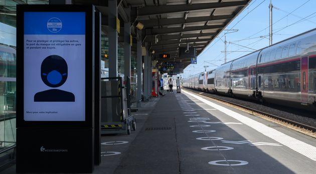 La SNCF ouvrira ce vendredi 15 mai les réservations pour les vacances d'été (Image...