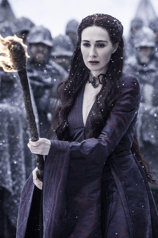 Game Of Thrones Star Carice van Houten Questions Nude Scenes After Me Too Movement