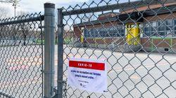 C'est confirmé: les écoles primaires de la région de Montréal resteront