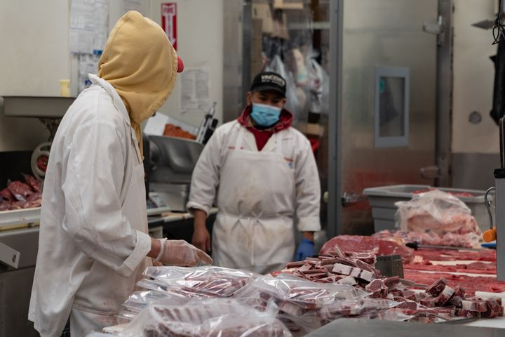 Meat-processing facilities are major COVID-19 hot spots.
