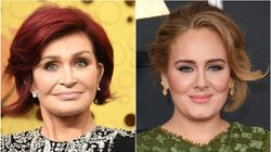 Sharon Osbourne Fuels Body Image Debate With Cringey Take On Adele's Weight
