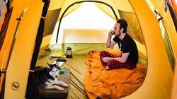 Explore In 3D: How I Created A Unique Quarantine Camping