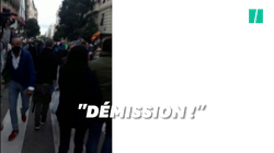 À Madrid, les manifs anti-gouvernement dans ces quartiers chics font