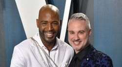 Karamo Brown Of 'Queer Eye' Re-Proposed To His Fiance After Wedding Was
