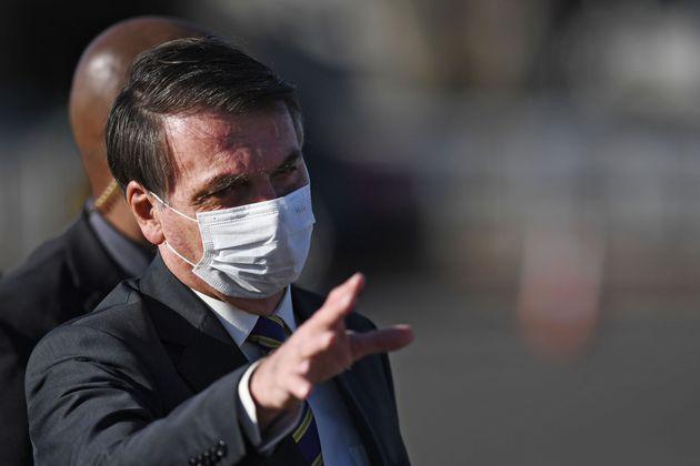 5ebdd616220000c814828c29 - 'Tenho a PF que não me dá informações', disse Bolsonaro no vídeo, segundo AGU
