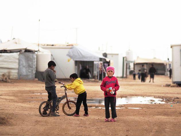 ザータリ難民キャンプ(2016年)