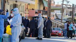 Νέος συναγερμός στη Νέα Σμύρνη Λάρισας: 35 κρούσματα στον οικισμό