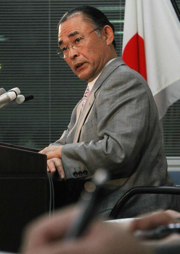 松尾邦弘元検事総長
