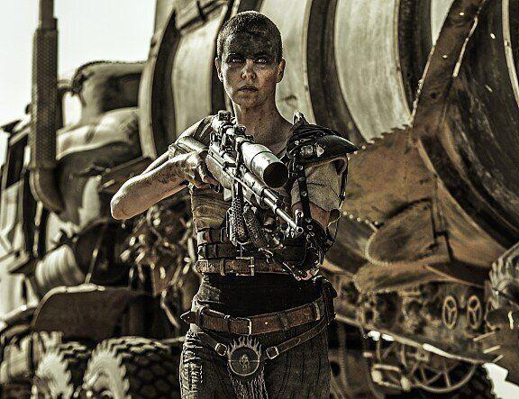 영화 '매드맥스: 분노의 도로'