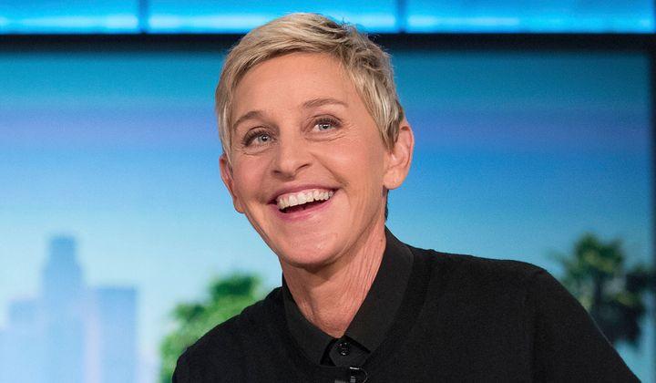Ellen DeGeneres en uno de sus 'shows'.