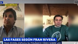 Fran Rivera se explica tras la polémica política por la que ha sido 'trending topic' en