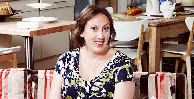 Miranda Hart in the BBC sitcom