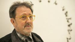 Muere Juan Genovés, pintor de 'El abrazo', símbolo de la
