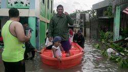Typhoon Leaves 1 Dead, Extensive Damage In Philippine