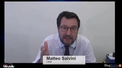 Matteo Salvini torna predicatore di