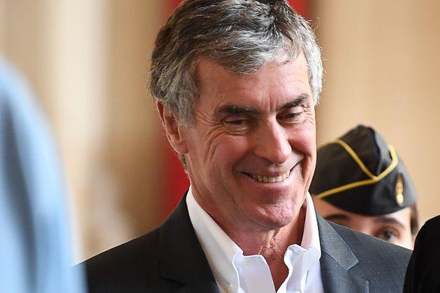 Jérôme Cahuzac, ancien ministre du Budget, ici à la cour d'appel de Paris en mai