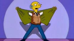 La parodia de 'Los Simpson' y los