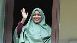 Silvia Romano risponde al video dei musulmani: