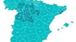 Toda España, salvo Madrid, Barcelona y zonas de Castilla y León, pasa a la fase