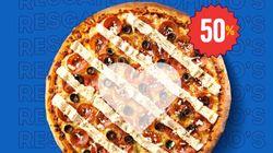 Domino's promete 50% de desconto na pizza para quem errar na cozinha nesta