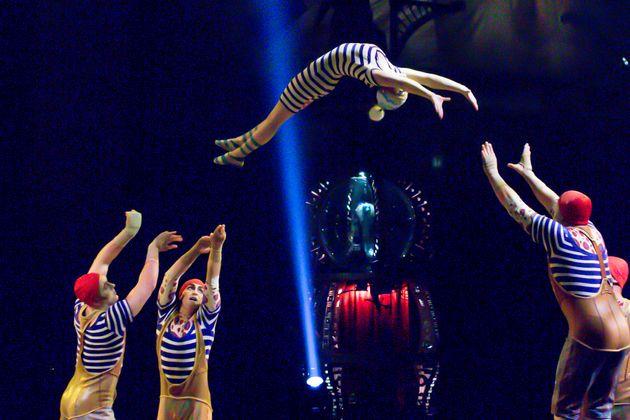 Cirque du Soleil: Québec confirme que des discussions sont en
