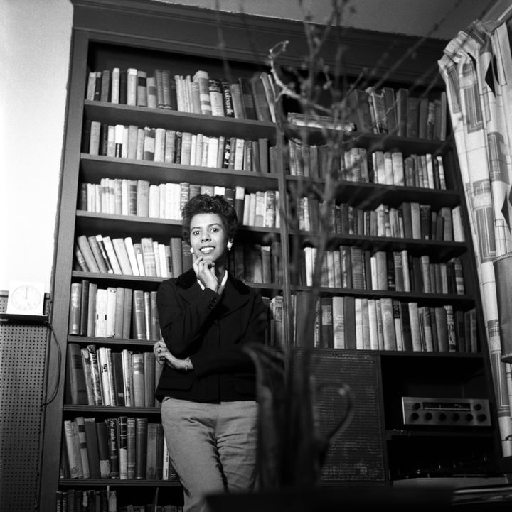 Hansberry died of cancer at the age of 34.