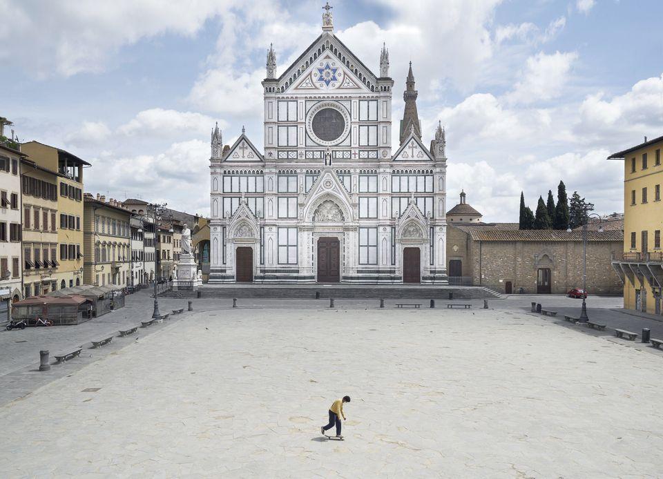 Piazza e Basilica di Santa Croce, Dalla serie