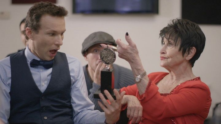 """Out Friday, """"Still Waiting in the Wings"""" features a guest appearance by Tony Award winner Chita Rivera."""
