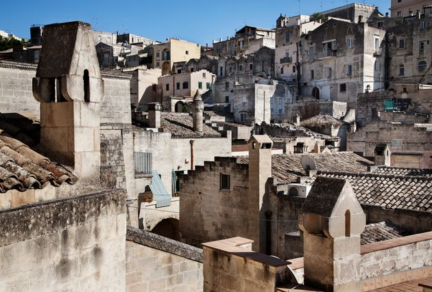 Photo taken in Matera,